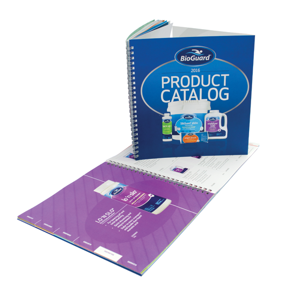 BioLab Spiral Bound Product Catalog