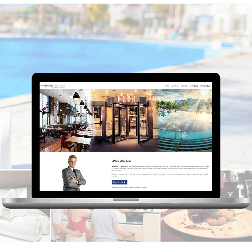 eHospitality Consultants Website